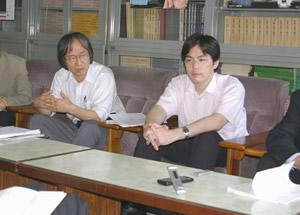 審査請求書提出後の弁護団・住民による記者会見