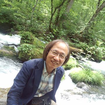 奥入瀬渓谷にて(コロナ前です)