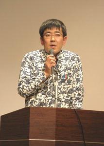 浅尾大輔氏