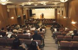 講演の集い 全体の様子