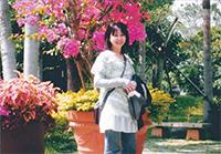 藤澤弁護士と花々