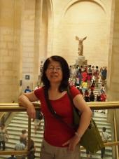 岩橋弁護士と大英博物館にて