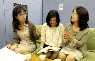 特集:新人弁護士が聞く 女性弁護士のお仕事