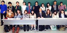 立命2014ゼミ/第1回ゼミ集合2:飯田弁護士